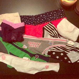 PINK & VS Panties